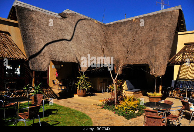Fed Air Waiting Area, Johannesburg O.R. Tambo Airport , South Africa - Stock Image