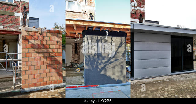 Insulates stock photos insulates stock images alamy for New house construction steps