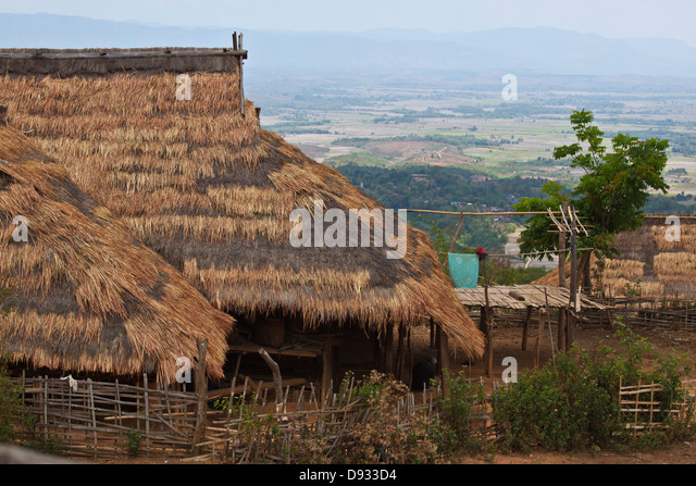 Thatched Rooves Stock Photos Thatched Rooves Stock