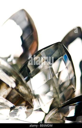 Prisms, abstract - Stock-Bilder