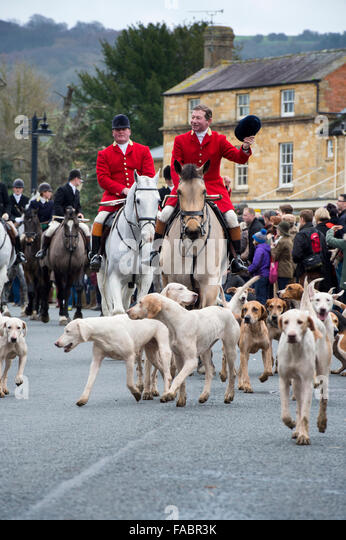 cotswold hunt boxing day meet 2015