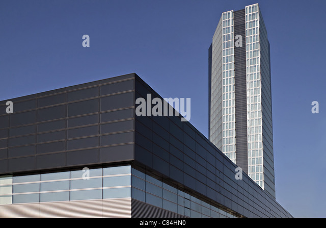 Modern buildings - Stock Image