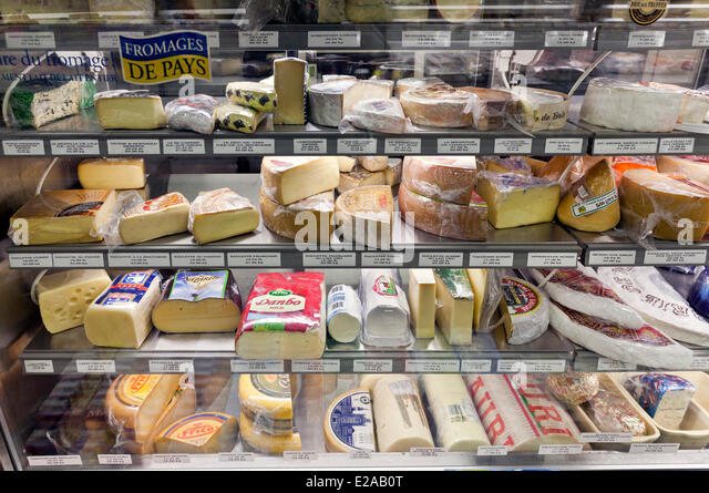 Canada, Quebec Province, Montreal, the Plateau Mont Royal, Saint Laurent Boulevard, the Main, Old Europe grocery, - Stock Image