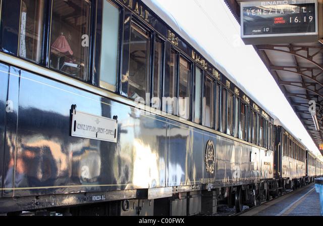 Venice Simplon Orient Express Stock Photos Venice