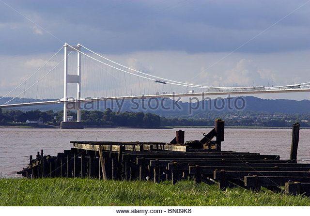 Aust ferry stock photos aust ferry stock images alamy for Berth 55 fish count