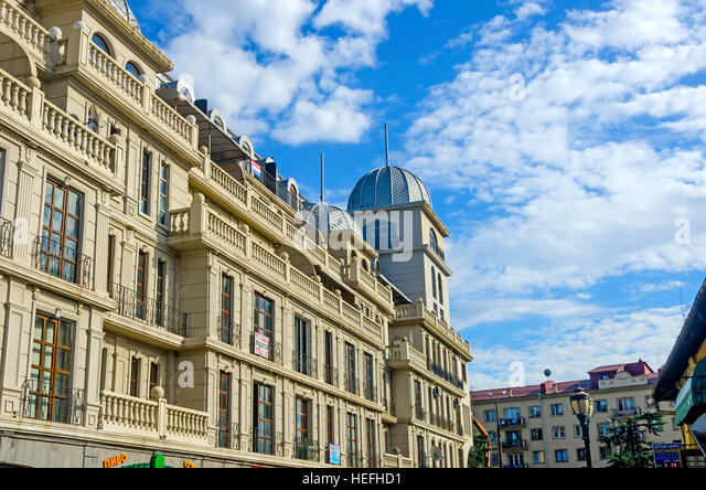 Dutch Architecture Willemstad Curacao - Stock Image