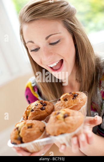 Hungry Girl Chocolate Chip Muffins
