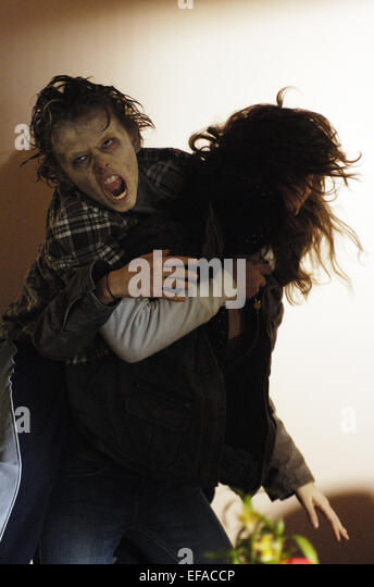 ZOMBIE ATTACK DIARY OF THE DEAD (2007) - Stock Image