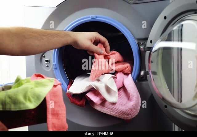 Woman Washing Clothes By Hand Stock Photos & Woman Washing ...