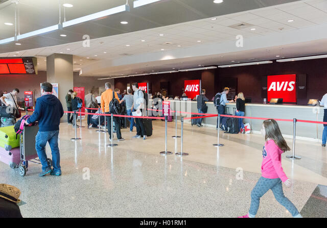 Avis Car Hire Las Palmas Airport