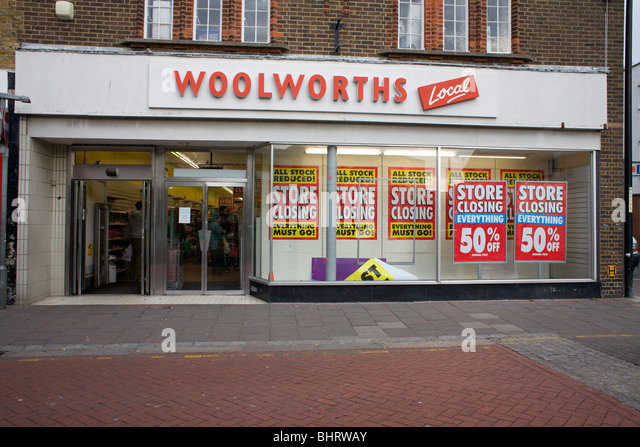 Woolworth Shop Stock Photos & Woolworth Shop Stock Images ...