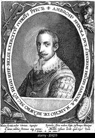 BARUCH SPINOZA (1632-1677) Dutch philosopher - Stock-Bilder