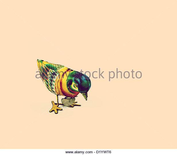 tin bird - Stock-Bilder