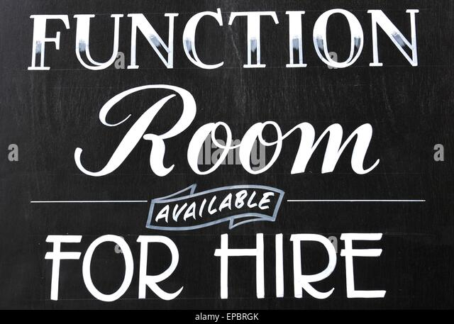 Function Room Hire Warwick