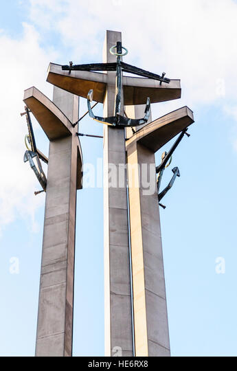 Danzig cross stock photos danzig cross stock images alamy for Entrance to rivet city