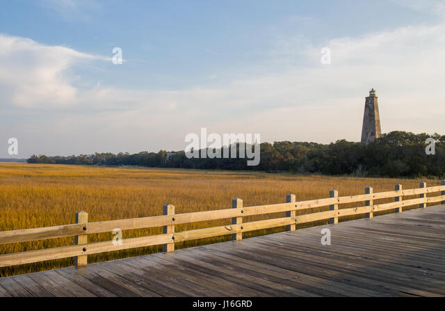 Old Baldy Island South Carolina Usa