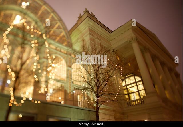 Royal Opera House London Ballet Stock Photos Royal Opera House London Ballet Stock Images Alamy