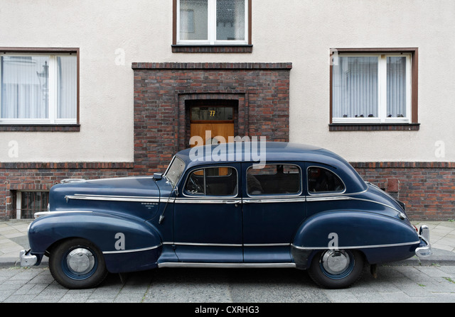 fifties american classic car stock photos fifties. Black Bedroom Furniture Sets. Home Design Ideas
