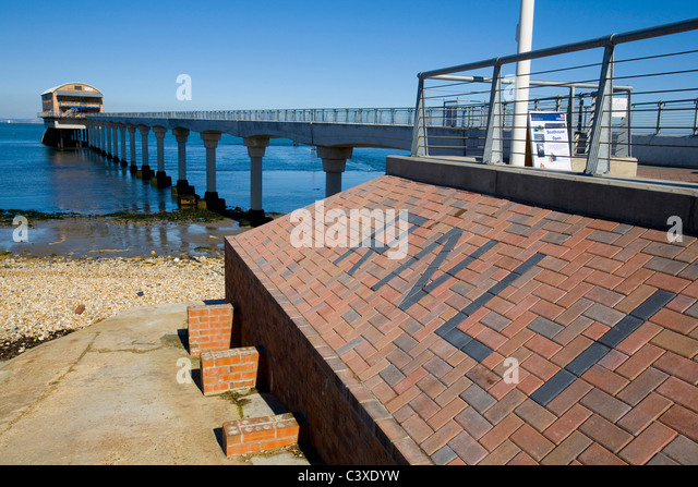 Lifeboat Station, RNLI, Bembridge, Isle of Wight, England, UK, - Stock Image