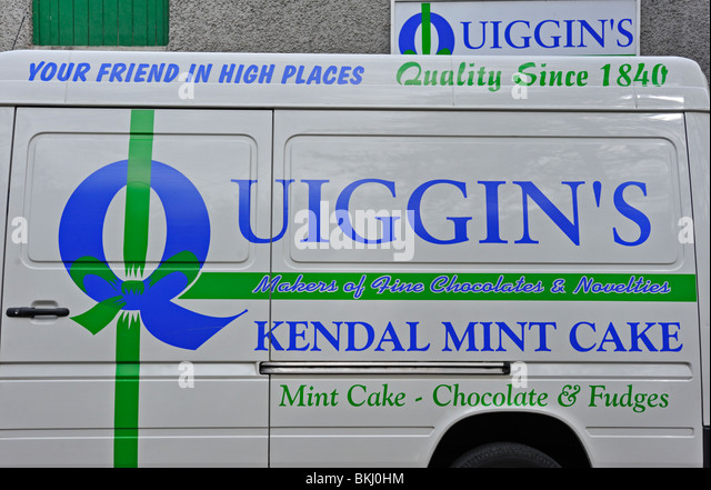 Kendal Mint Cake Factory