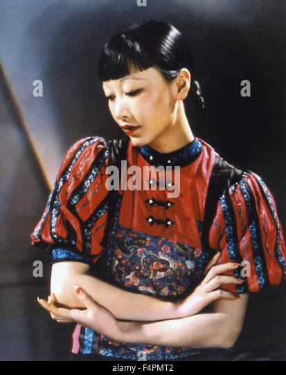 Anna May Wong in the 30's  [Paramount Pictures] - Stock Image