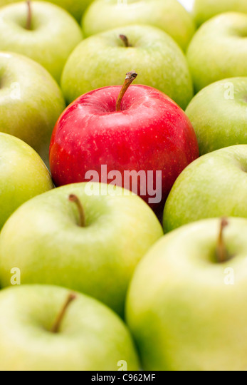 Apples. - Stock Image