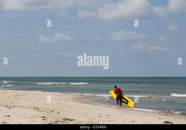 Occupation denmark stock photos occupation denmark stock for Surf fishing at night