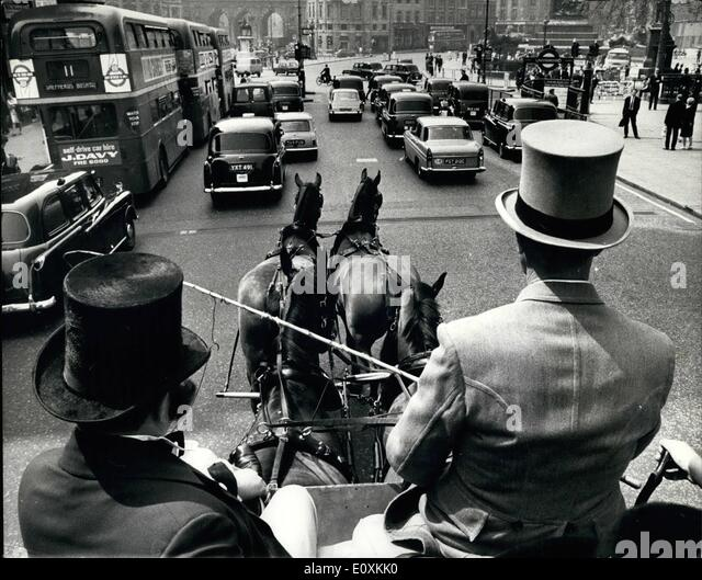 May 05, 1967 - Illustrated London news celebrates 125th. Anniversary.: The world's eldest illustrated weekly - Stock Image
