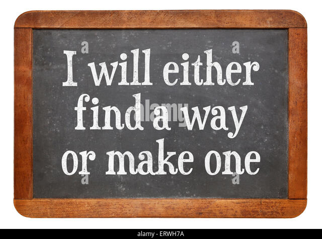 Find way stock photos find way stock images alamy for Blackboard hampton