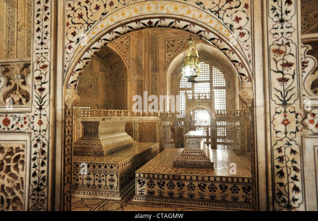 Taj Mahal Interior Stock Photos Taj Mahal Interior Stock Images