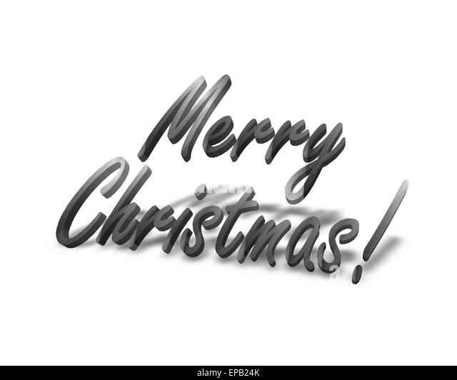 merry christmas black and white stock photos images alamy. Black Bedroom Furniture Sets. Home Design Ideas