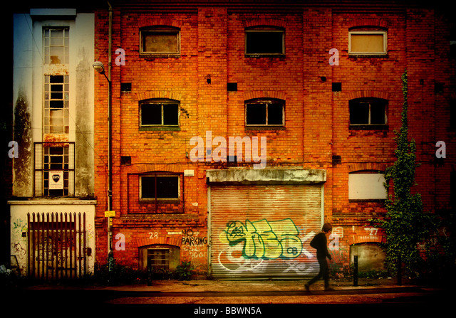 urban street life - Stock-Bilder