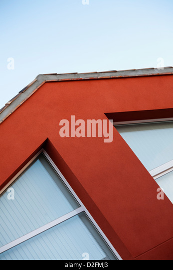 Terracotta House Stock Photos amp Terracotta House Stock  : terracotta house and windows detail d2fmj3 from www.alamy.com size 347 x 540 jpeg 38kB
