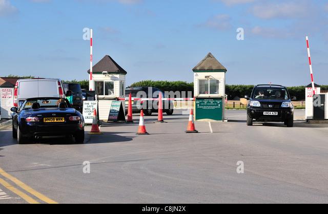 Chichester College Car Park