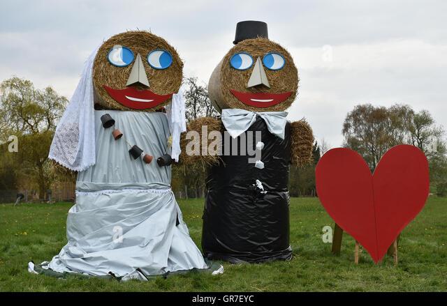 Newlyweds - Stock Image