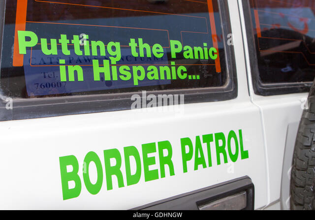the border patrol state essay The border patrol state in the border patrol state leslie silko makes accusations from their border patrol's mistreatment of american citizens of mexican decent, which makes the argument with virtually proof.