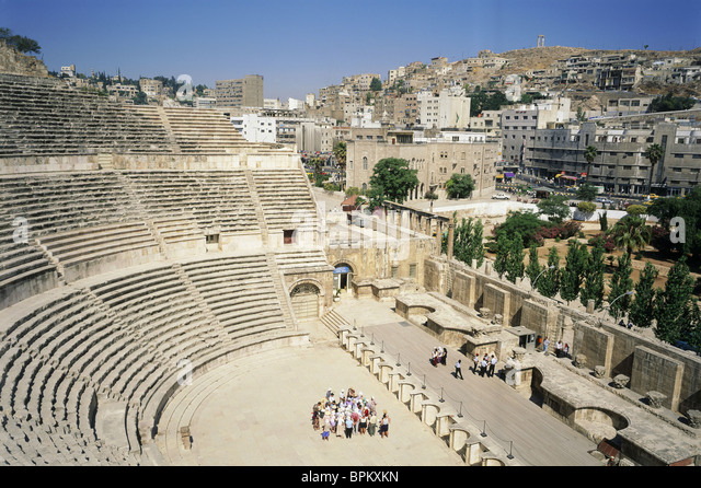 Amman, Jordan - Stock Image