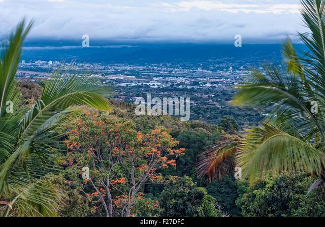 San Jose, Costa Rica - Stock Image