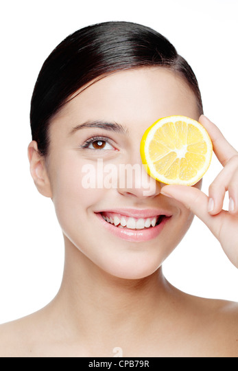 health and beauty concept - Stock Image