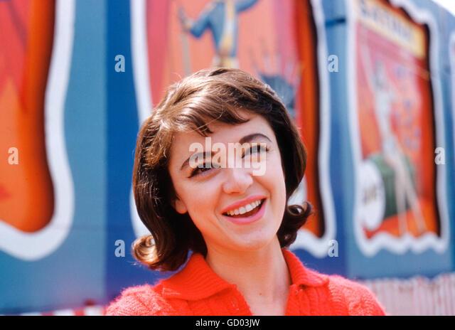 Anna Maria Alberghetti - Stock Image
