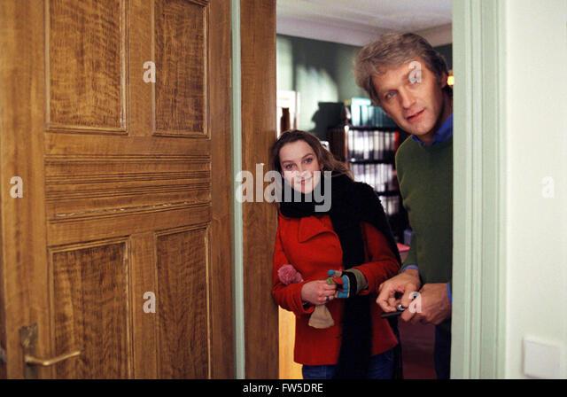 Ma fille mon gendre et moi Trau niemals deinem schwiegersohn 2006 Real Michael Kreihsl Arne LENK Jana KLINGE Walter - Stock Image