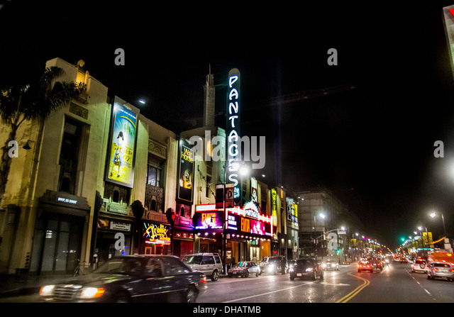Hotels Near Pantages Theater La