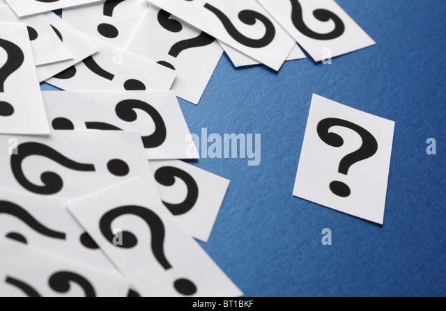 Question concept - Stock-Bilder