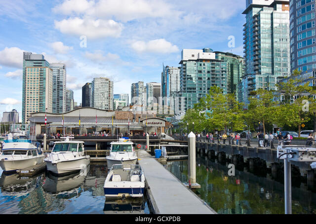 Vancouver Waterfront Stock Photos Amp Vancouver Waterfront Stock Images Alamy