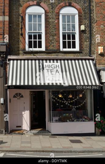 Highgate Tea Room London