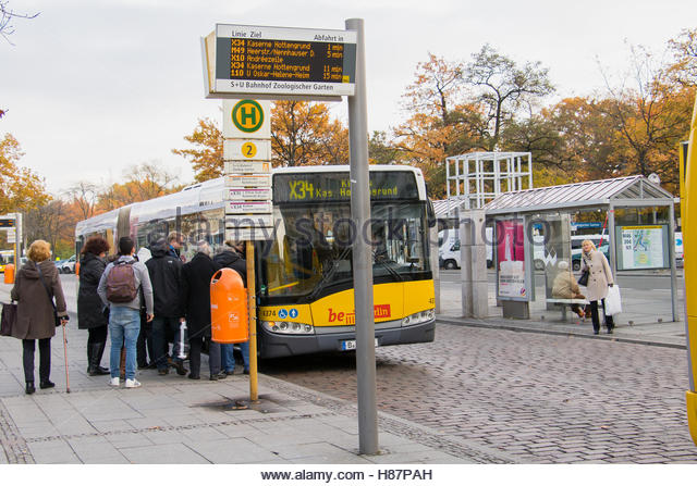 bus stop german germany stock photos bus stop german germany stock images alamy. Black Bedroom Furniture Sets. Home Design Ideas