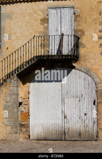 chateau guiraud sauternes bordeaux france - Stock Image
