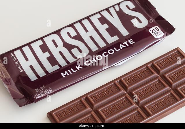 Hersheys Chocolate Bar Stock Photos & Hersheys Chocolate ...