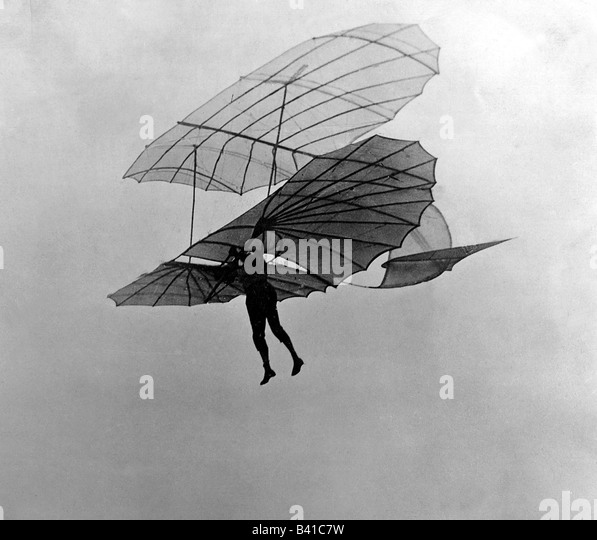 Otto lilienthal first gliders opinion