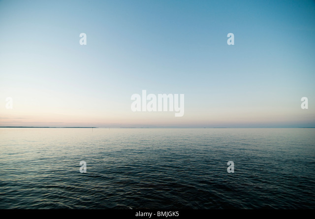 Horizon - Stock Image
